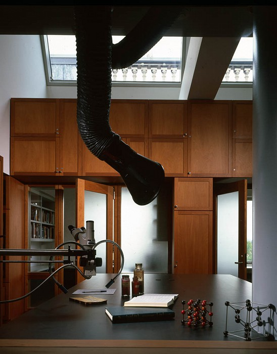 Analytical Lab, Straus Center for Conservation, Harvard Art Museums