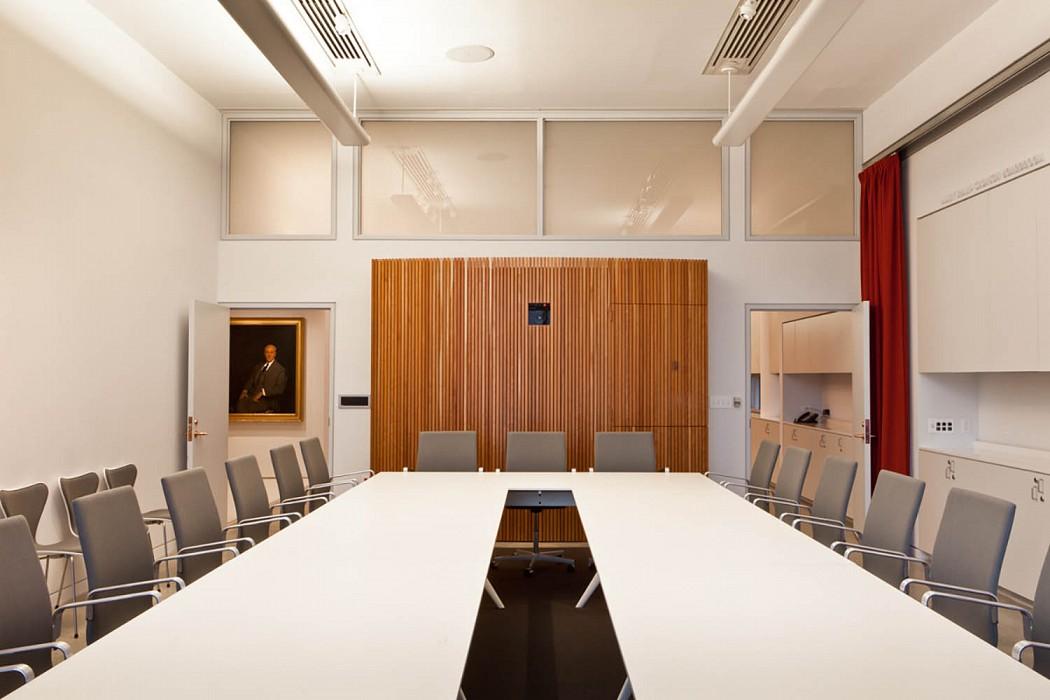 Mary Sharp Cronson Boardroom, Guggenheim Museum