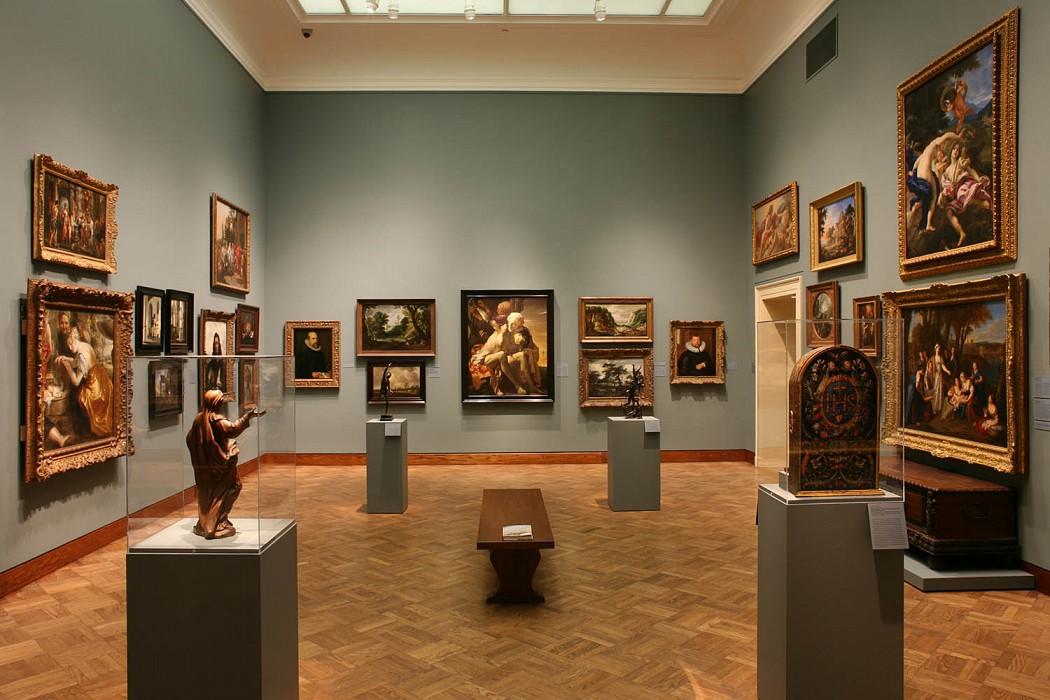 Willard Newell Gallery, Allen Memorial Art Museum Expansion & Renovation, Oberlin College