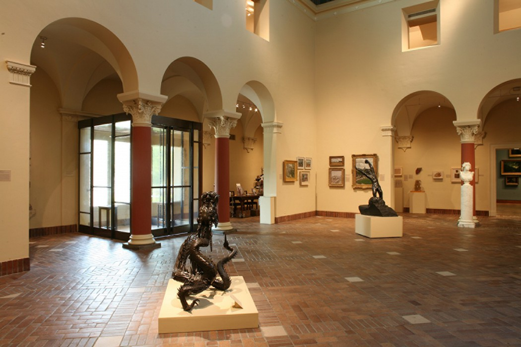 Central Gallery and Entry, Allen Memorial Art Museum Expansion & Renovation, Oberlin College