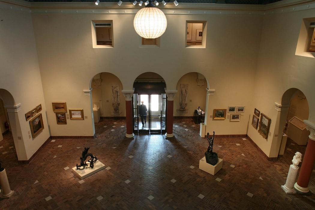 King Sculpture Court, Allen Memorial Art Museum Expansion & Renovation, Oberlin College