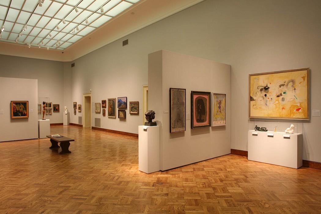 Stern Gallery, Allen Memorial Art Museum Expansion & Renovation, Oberlin College
