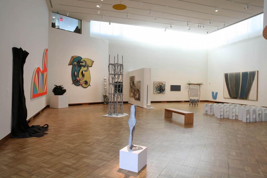 Ellen Johnson Gallery, Allen Memorial Art Museum Expansion & Renovation, Oberlin College